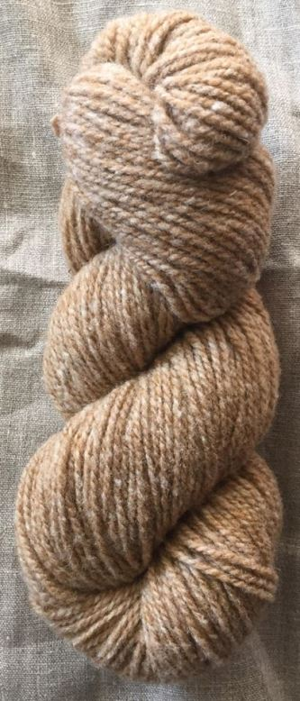 Knitting yarn, 100% wool for 15th, 16th, 17th, and 18th century historical reenactors and museum interpreters.